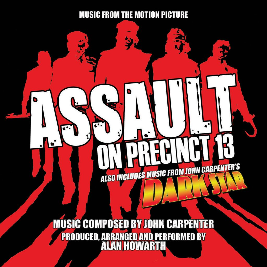 Alan Howarth – Assault On Precinct 13 & Dark Star Limited Edition Music from the Motion Pictures