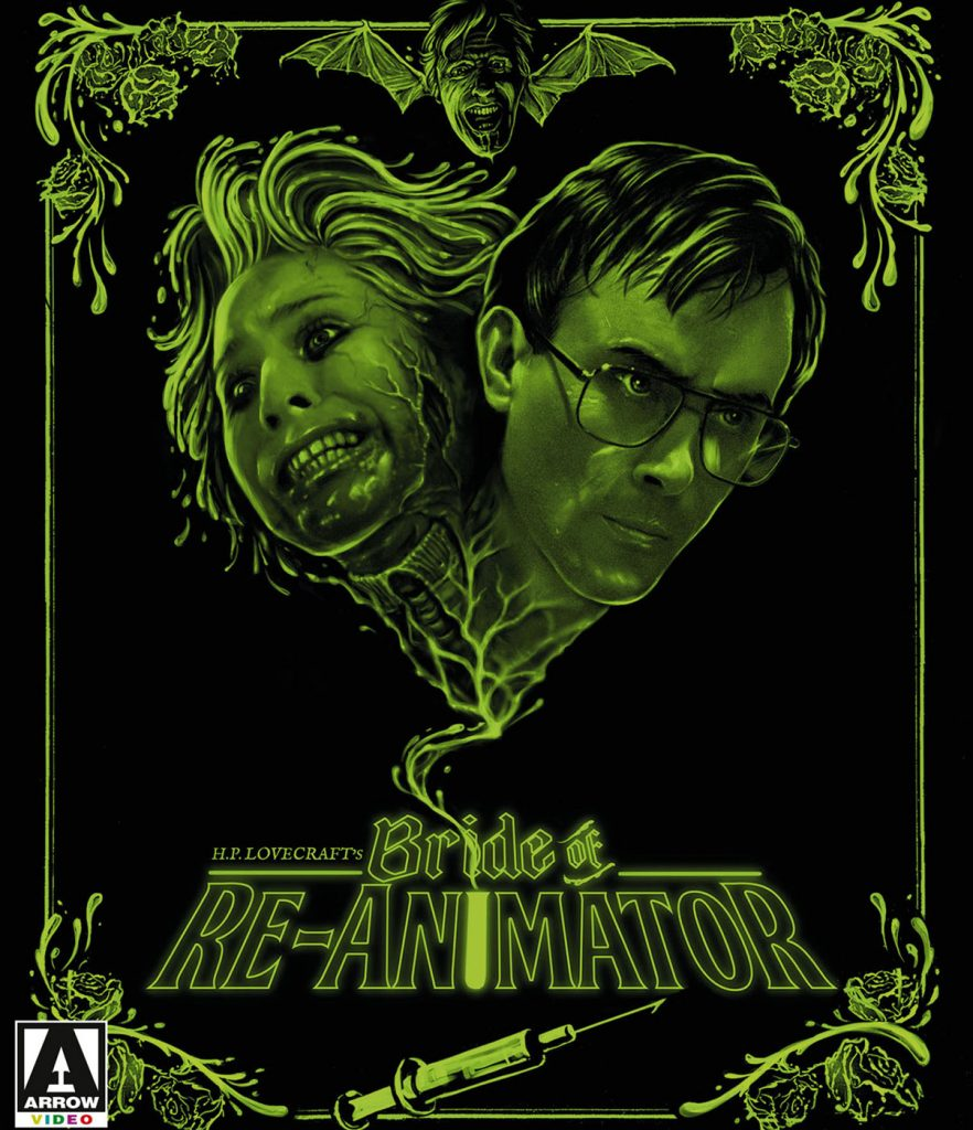 Bride Of Re-Animator Director Approved Special Edition Blu-ray + DVD Combo