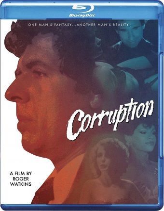 Corruption Blu-ray + DVD Combo Pack