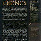 Cronos Criterion Collection