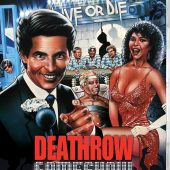 Deathrow Gameshow Blu-ray + DVD Combo Pack