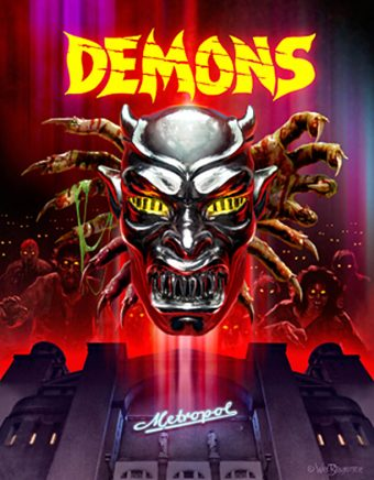 Demons Limited Synapse Steelbook Edition
