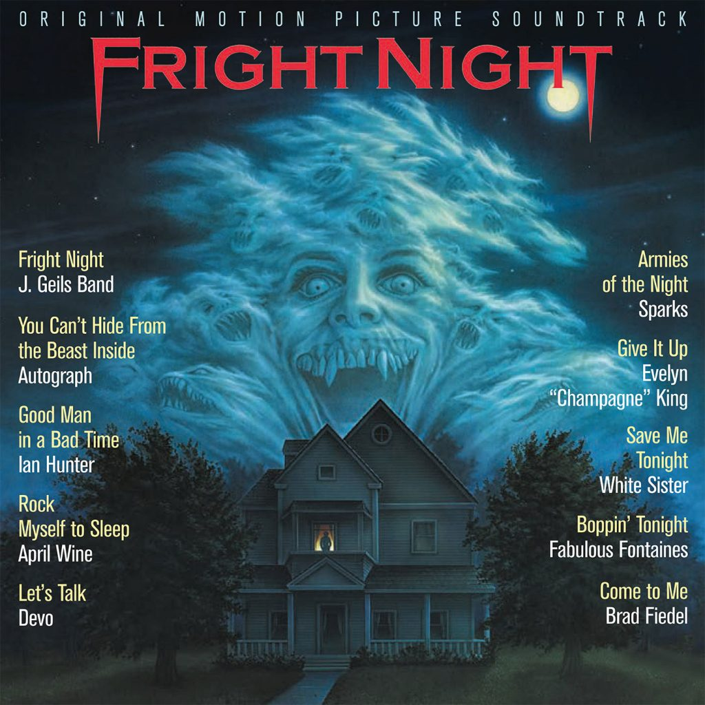 Fright Night Original Soundtrack (first time ever on CD)