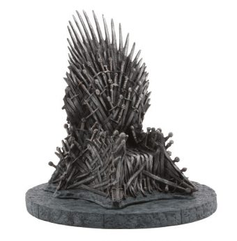 Game Of Thrones: Iron Throne 7 Inch Replica Statue