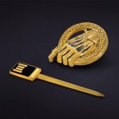 Game of Thrones Hand of the King Pin 8GB USB Flash Drive