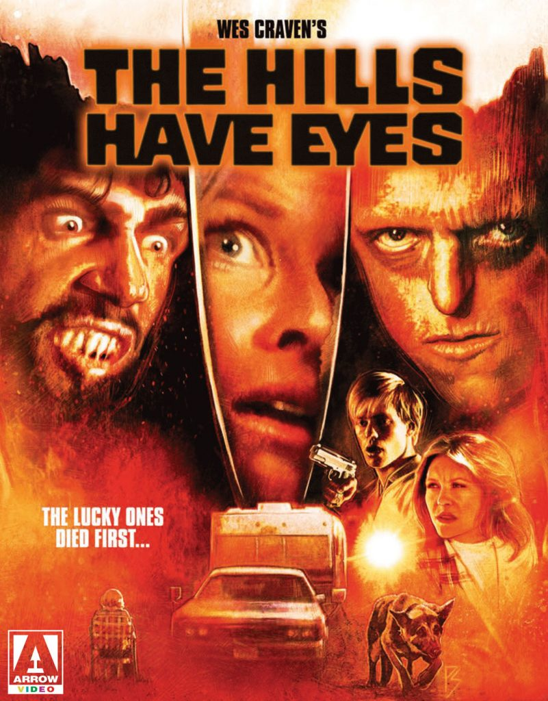 The Hills Have Eyes Limited Blu-ray Special Edition