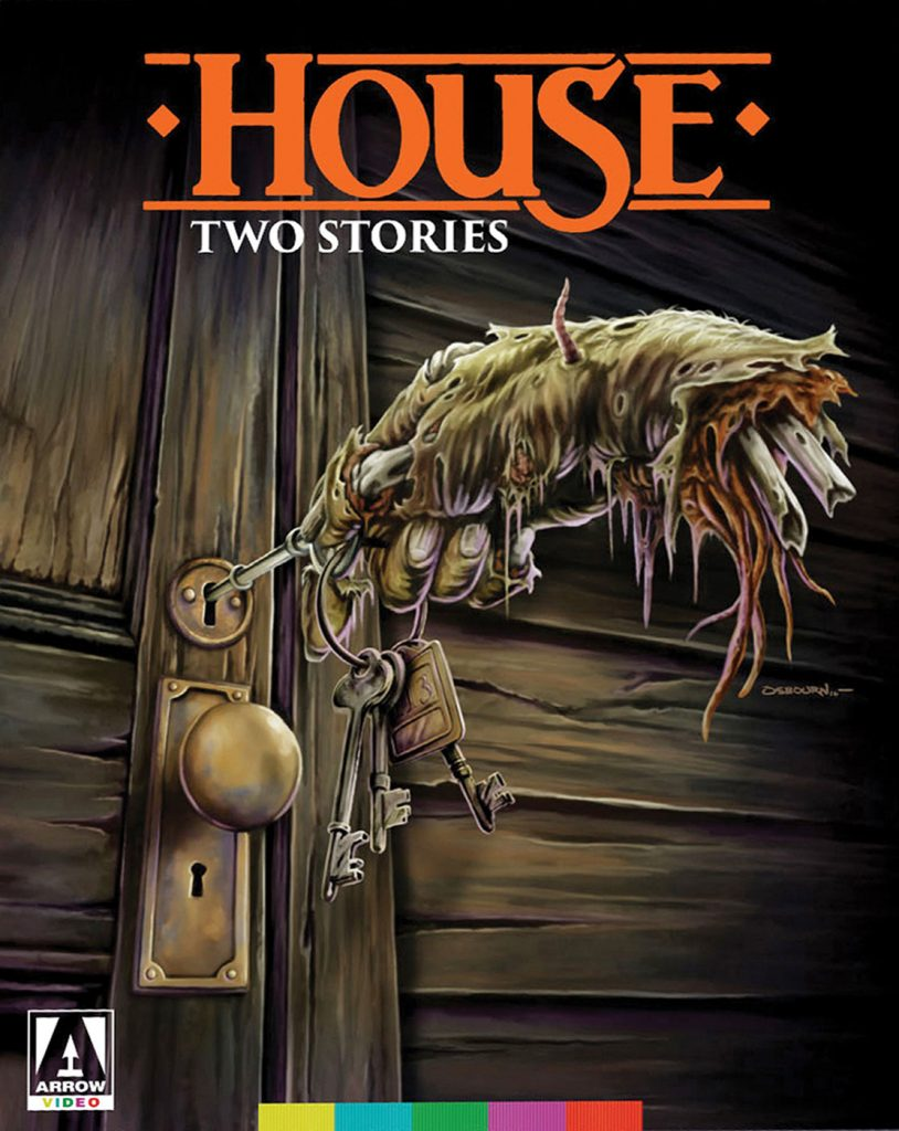 House: Two Stories 2-Disc Limited Edition (5,000 unit) Blu-ray (House, House II: The Second Story)
