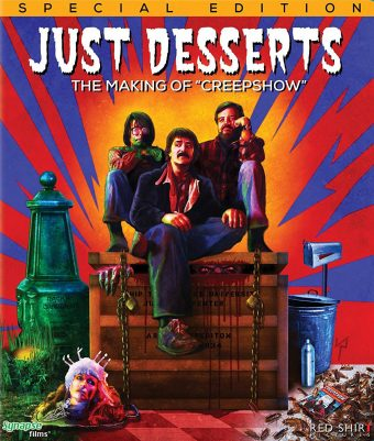 Just Desserts: The Making of Creepshow Special Edition Blu-ray