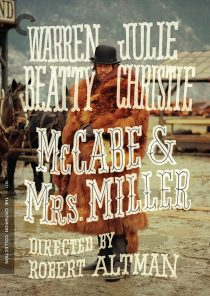 McCabe & Mrs. Miller Criterion Collection Special Edition