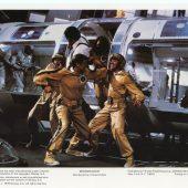 Original Moonraker U.S. Color Still Lobby Card Set of 8 (1979)