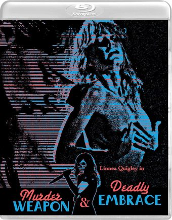 Murder Weapon & Deadly Embrace Blu-ray + DVD Combo