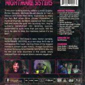 Nightmare Sisters Blu-ray + DVD Combo Pack