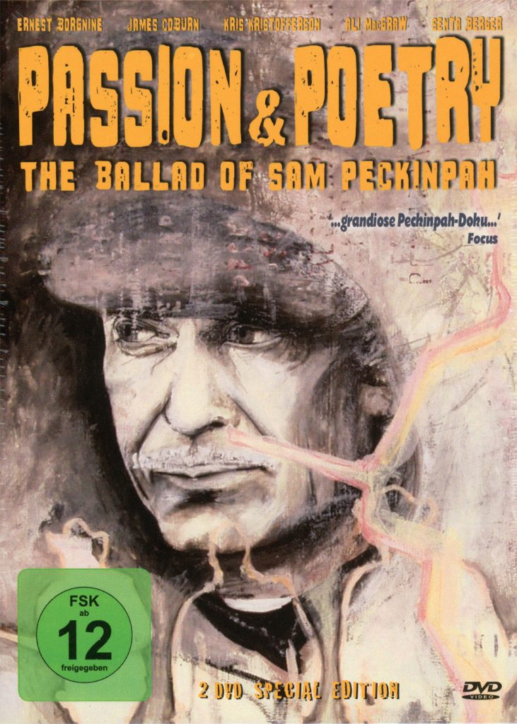 Passion & Poetry – The Ballad of Sam Peckinpah 2-Disc Special Edition
