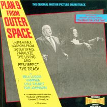 Plan 9 From Outer Space Original Soundtrack