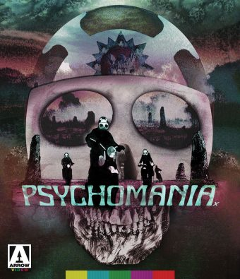 Psychomania (The Death Wheelers) Collector's 2-Disc Blu-ray + DVD Combo Edition