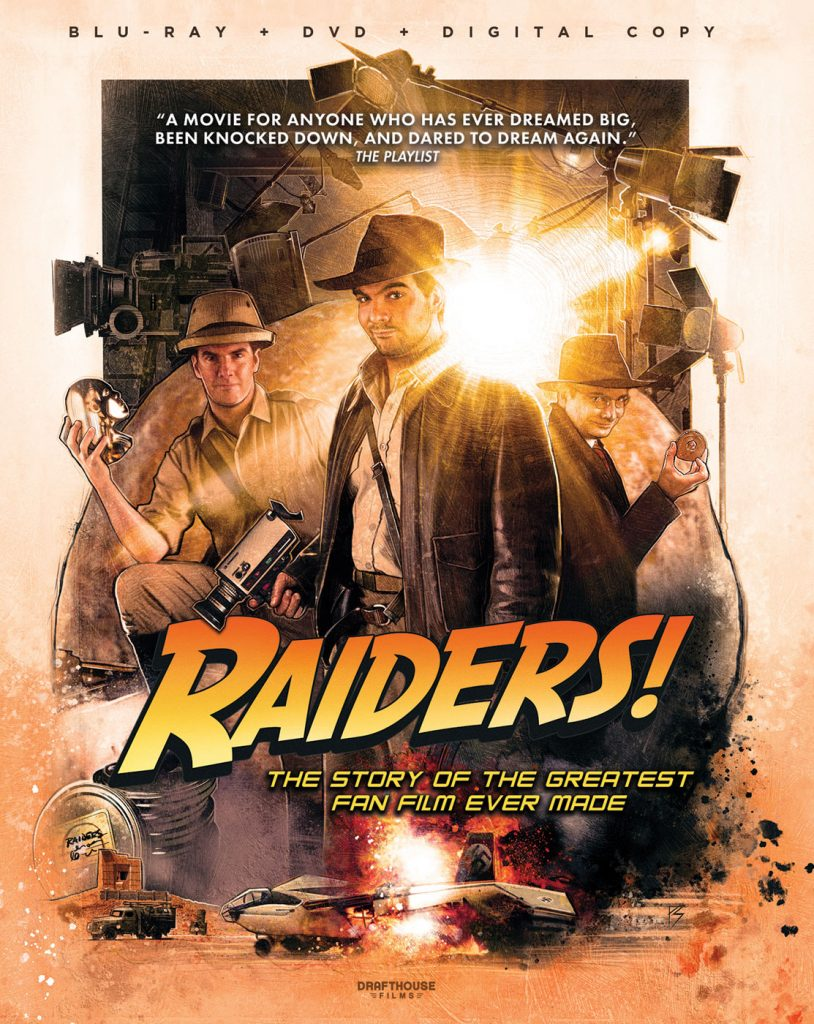 Raiders! The Story Of The Greatest Fan Film Ever Made Blu-ray + DVD + Digital Copy Combo Set