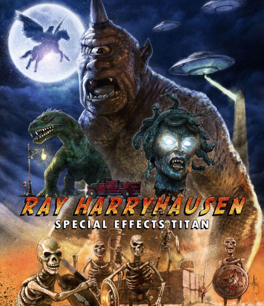 Ray Harryhausen: Special Effects Titan Special Edition
