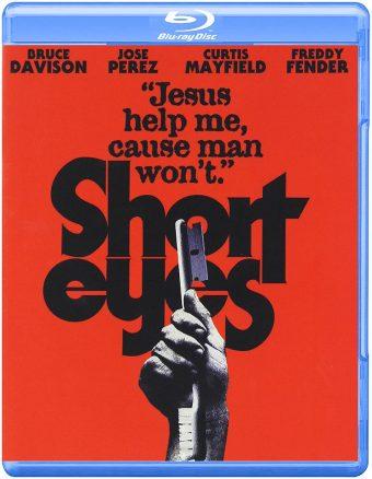Short Eyes Limited Edition Kino Lorber Blu-ray