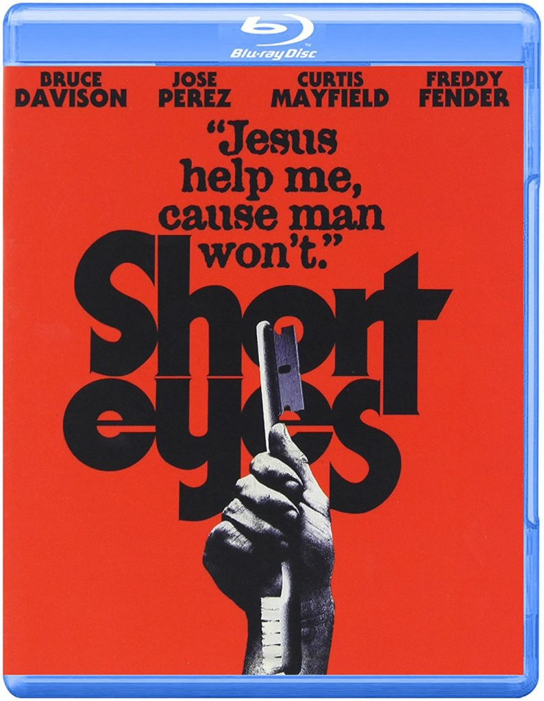 Short Eyes Limited Edition Kino Lorber Blu-ray