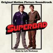 Superbad Original Motion Picture Soundtrack – Featuring various artists including The Roots, Rick James, The Bar-Kays, Lyle Workman and more