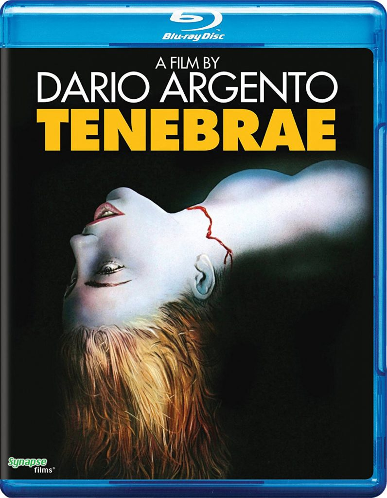 Tenebrae Single Disc Blu-ray Edition