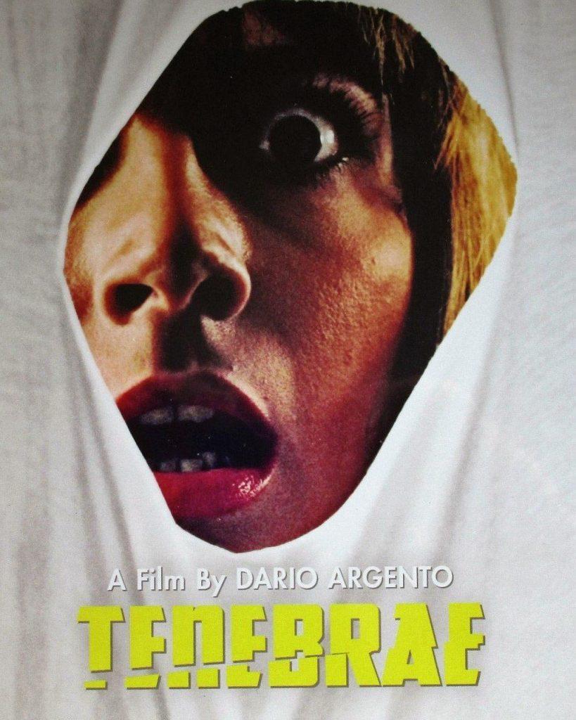 Tenebrae Limited Synapse Steelbook Combo Edition