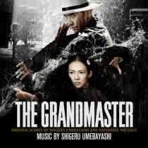 The Grandmaster Original Motion Picture Soundtrack on Limited Edition Vinyl – Featuring Ennio Morricone, Shigeru Umebayashi & Nathaniel Mechaly