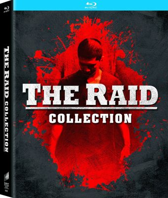 The Raid Collection (The Raid: Redemption, The Raid 2)