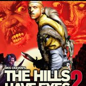 Wes Craven's The Hills Have Eyes Part 2 Blu-ray