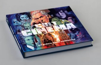 Cult Cinema: An Arrow Video Limited Edition Companion Hardcover Book
