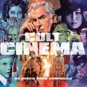 Cult Cinema: An Arrow Video Limited Edition Companion Hardcover Book