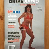 Cinema Retro Magazine Foto Files Special Edition #1 – Spy Girls of the 1960s and 1970s
