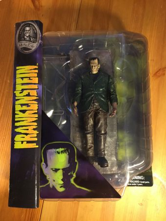 Diamond Select Toys Universal Monsters: Frankenstein Action Figure