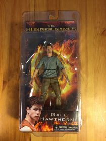 The Hunger Games Gale Hawthorne NECA Action Figure (2012) Liam Hemsworth