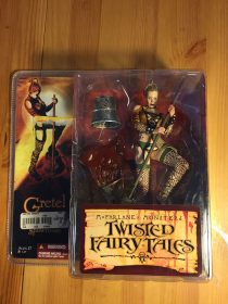 McFarlane's Monsters Twisted Fairy Tales Gretel Action Figure (2005)