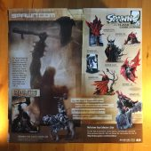 McFarlane Toys Spawn: The Dark Ages Series 24 Classic Comic Covers The Black Knight and Battle Horse Deluxe Boxed Action Figure Set