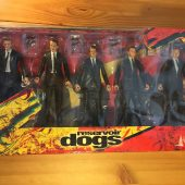 NECA Cult Classics Presents Quentin Tarantino's Reservoir Dogs Action Figure Boxed Set