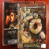 McFarlane Toys Clive Barker's Tortured Souls 2 The Fallen Feverish Action Figure (2002)