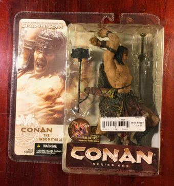McFarlane Toys Conan The Indomitable Series One Action Figure (2004)