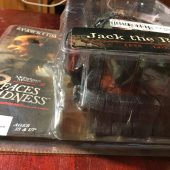 Jack the Ripper: McFarlane Toys Monsters Series lll – 6 Faces of Madness Action Figure (2004)