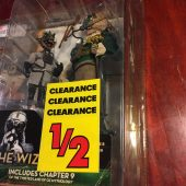 McFarlane's Toys Monsters Series Two Twisted Land of Oz Wizard with Scientist Action Figures (2003)
