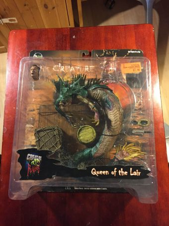 Stan Winston Creatures She Creature Queen of the Liar Action Figure Creature Feature Collection (2001)