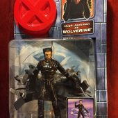 Toy Biz Marvel X-Men the Movie Hugh Jackman as Wolverine Action Figure (2000)