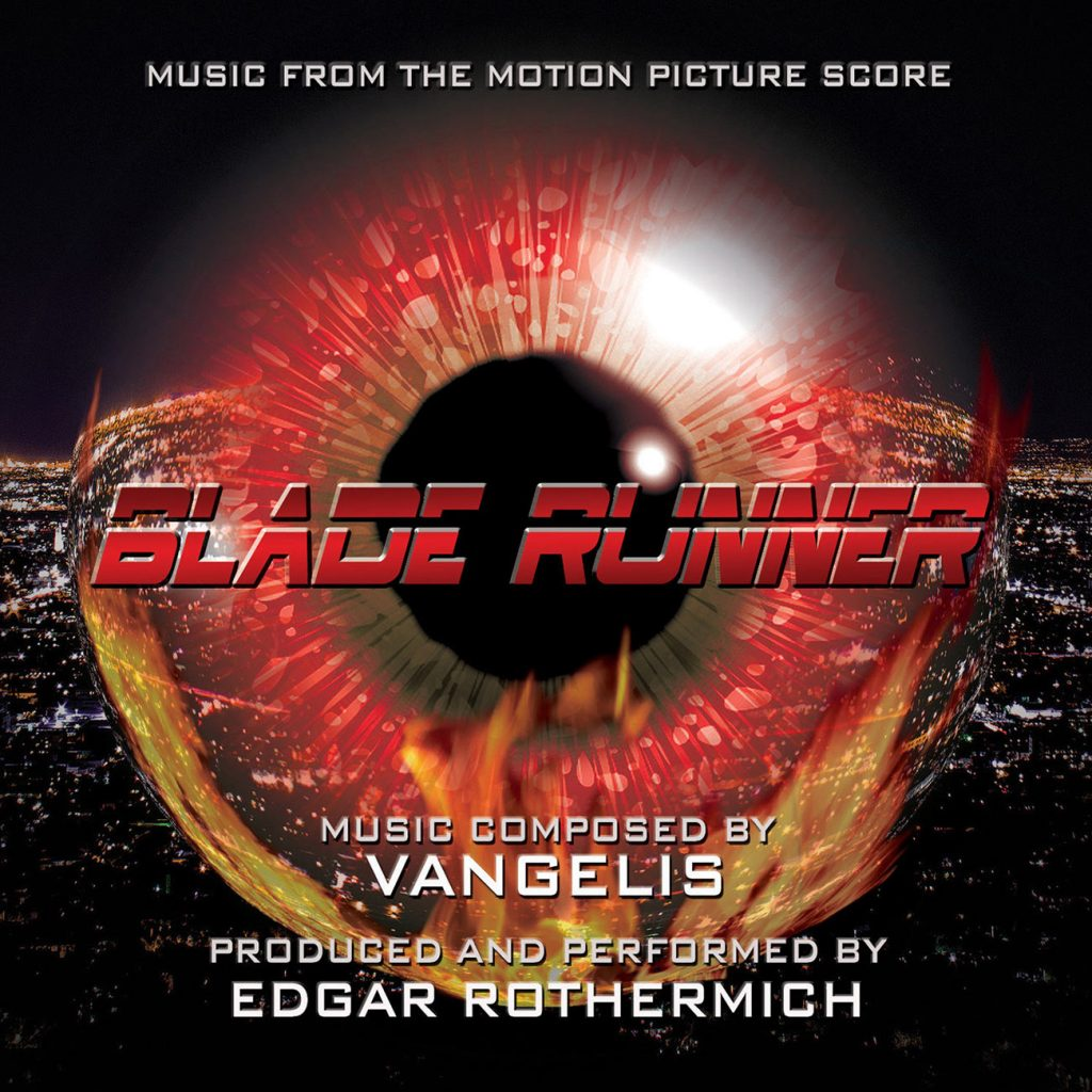 Blade Runner: Music From The Original Score Vangelis, Edgar Rothermich