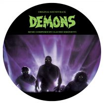Claudio Simonetti Demons 30th Anniversary Limited Edition Vinyl Picture Disc (first time on vinyl)