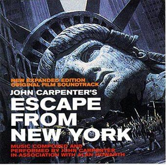 John Carpenter's Escape From New York Original Film Soundtrack Expanded Edition