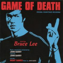 Game of Death Original Soundtrack Recording by John Barry – Remastered + Multi-Page Photo Booklet
