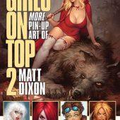 Matt Dixon – Girls on Top Volume 2 Pin-Up Fantasy Art Book
