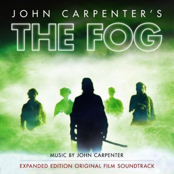 John Carpenter's The Fog Original Motion Picture Soundtrack Expanded Edition 2-Disc Set