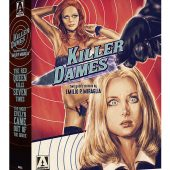 Killer Dames: Two Gothic Chillers By Emilio P. Miraglia on Blu-ray + DVD (The Night Evelyn Came Out of the Grave, The Red Queen Kills Seven Times)